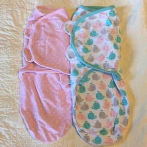 Other - Set of two swaddle wraps